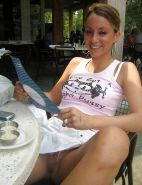 Upskirt Cameltoes #rec Amateur showing pussy PublicNudity 15 #25493924