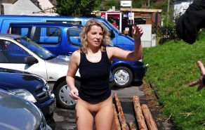 Upskirt Cameltoes #rec Amateur showing pussy PublicNudity 15 #25494070