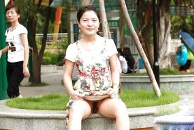 Upskirt Cameltoes #rec Amateur showing pussy PublicNudity 15 #25494370