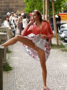 Upskirt Cameltoes #rec Amateur showing pussy PublicNudity 15 #25494396