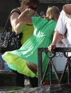 Upskirt, Flashing, candid images from girls and matures #27066717