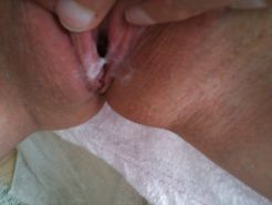 Wet pussy after dirty talk