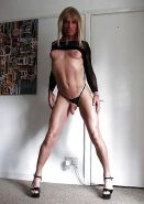 Mature crossdresser shemales