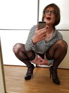 Mature crossdresser shemales #32304139