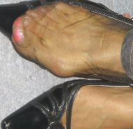 Asian chicks with long nails and long toenails 2