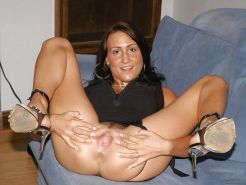 Matures of all shapes and sizes hairy and shaved 341