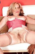 Granny, mature, hairy #30771491