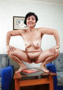 Granny, mature, hairy #30771671