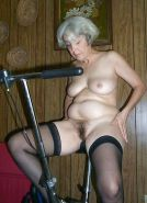 Granny, mature, hairy #30771679