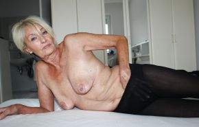 Granny, mature, hairy #30771683