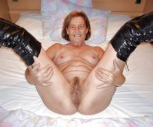 Granny, mature, hairy #30771686