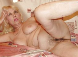 Granny, mature, hairy #30771695