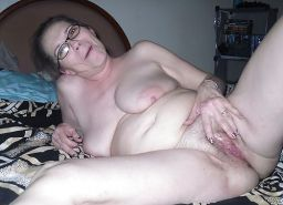 Granny, mature, hairy #30771715
