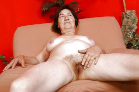 Granny, mature, hairy #30771810