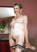 Granny, mature, hairy #30771813