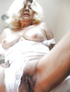 Granny, mature, hairy #30771821