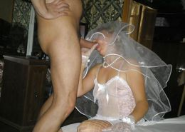 MILF Bride Group Sex After Wedding