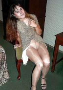 Mature pantyhose from Jimmy 6