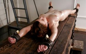 Hardcore BDSM Bondage Tied  and Gagged  #25462502