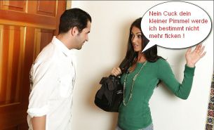 German Cuckold Captions 26