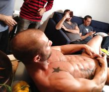 Backstage, behind scenes porn films, anal, double, fun. #32689224