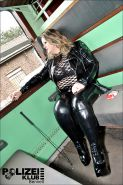 Bbw in latex,pvc,shiny .... 8