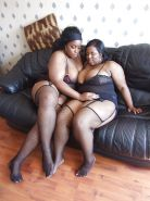 Ebony bbw les brits - luv 2 c the vid