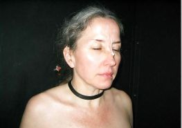 SlutWife At Adult Theater