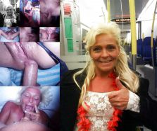 Hardcore! (Granny GILF Swedish Couple)
