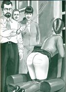 Mom and Dad spanks