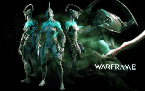Warframe: Sexy Robot Aliens in Space