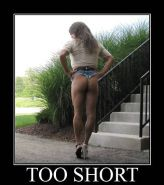 Shorts are Too Short by Voyeur TROC