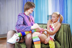 Lessons from a old lesbian whore #35195831