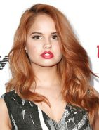 Debby Ryan at Teen Vogue party