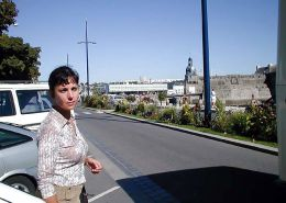 FRENCH NADINE flashing at Concarneau 2003