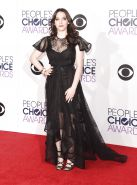 Kat Dennings 41st Annual Peoples Choice Awards
