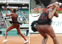 Miscellaneous Sports Oops, Camel Toes & Butts #36729972