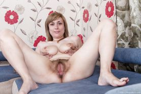 Hairy Babes Pussy  Spreading #37390127