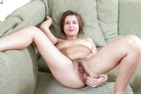 Hairy Babes Pussy  Spreading #37390133