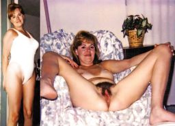 Vintage Polaroids Hairy Wife Pam Hardcore #30688026