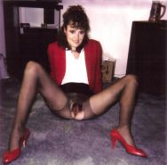 Vintage Polaroids Hairy Wife Pam Hardcore #30688038