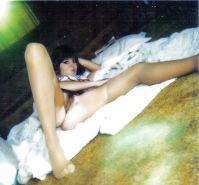 Vintage Polaroids Hairy Wife Pam Hardcore #30688113
