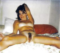 Vintage Polaroids Hairy Wife Pam Hardcore #30688138
