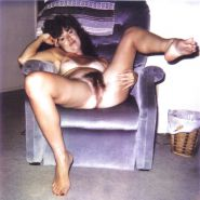 Vintage Polaroids Hairy Wife Pam Hardcore #30688219