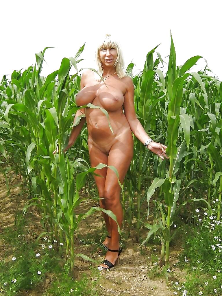 Granny & Mature Public Nudity #33785897