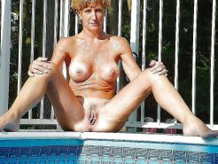 Granny & Mature Public Nudity #33785901