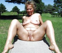 Granny & Mature Public Nudity #33785905