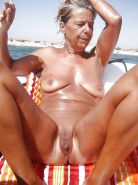 Granny & Mature Public Nudity #33785909