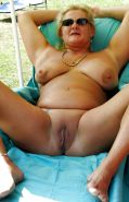 Granny & Mature Public Nudity #33785925
