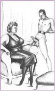 Vintage Erotic Drawings 2 #28880760